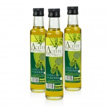Aceite de Oliva Virgen Extra Botella Blanca 250 cl