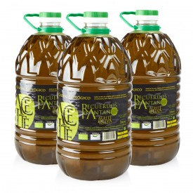 Aceite de oliva virgen ecológico