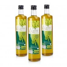 Aceite de Oliva Virgen Extra Botella Blanca 750cl