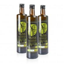 Aceite Ecológico botella negra 750cl