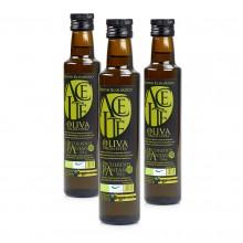 Aceite Ecológico botella negra 250cl